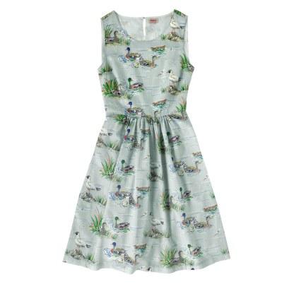 DUCK POND GATHERED WAIST DETAIL DRESS £60 from Cath Kidston