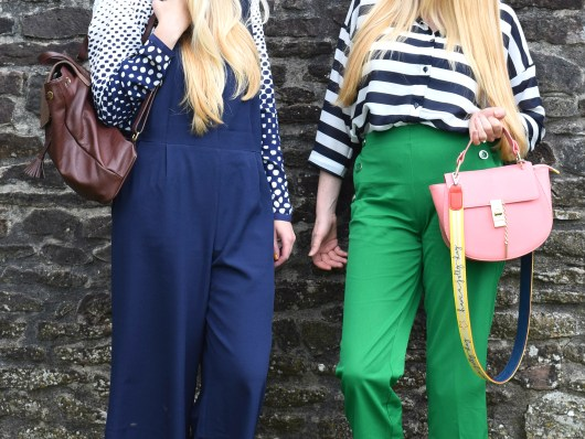 Spring Clean Your Wardrobe with Kaleidoscope | She and Hem