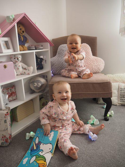 Nursery Inspiration | She and Hem | Festive Lights
