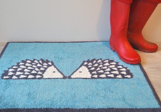 Turtle Mat: Heroes in a Hallway