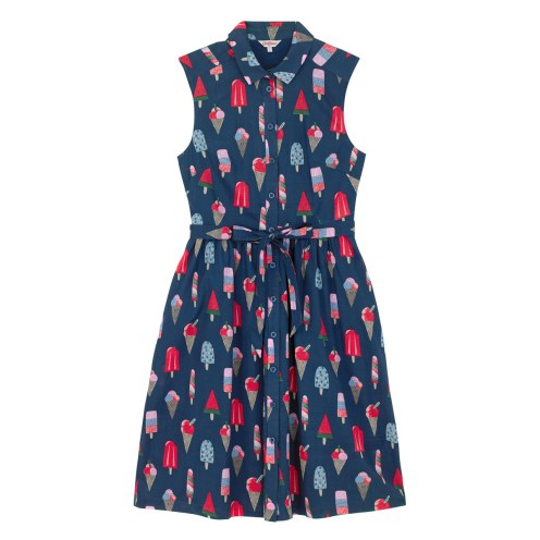 Ice Cream Dress £70 from Cath Kidston | She and Hem | Double Thumbs Dresses #91