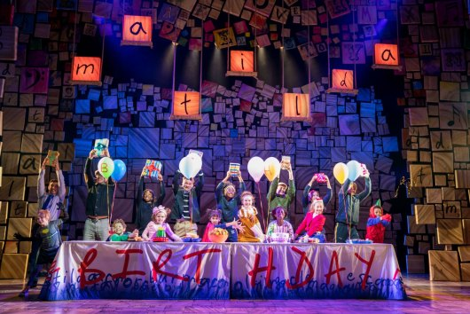 Matilda The Musical | Bristol Hippodrome