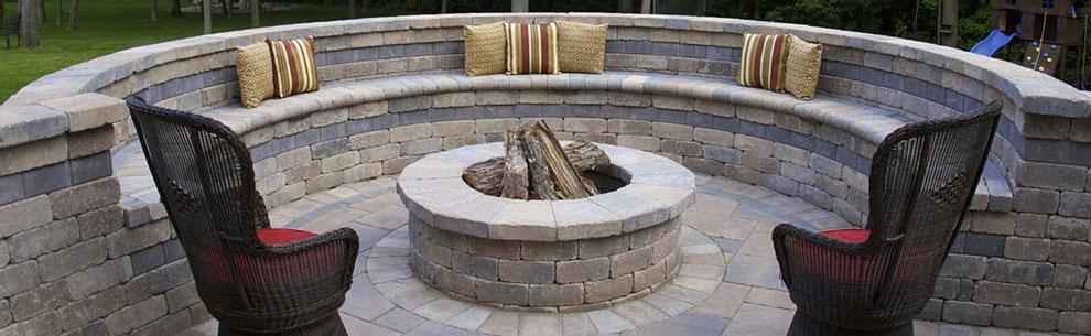 patio design installation services