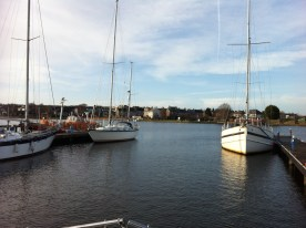Glasson Basin Marina
