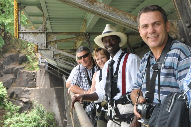 Shearwater Victoria Falls - Historic Bridge Tour