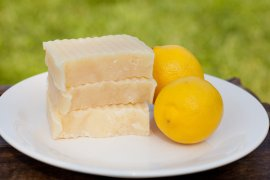 Lemon Squeeze soap - 2