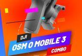 Dji Osmo Mobile 3 (combo)