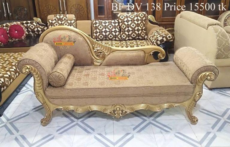 আকর্ষণীয় সোফা সেট ফার্নিচার ৭ l Badda Furniture