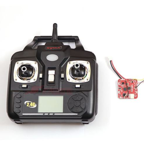 Syma X5C Remote control for RC helicopter drone aerocraft