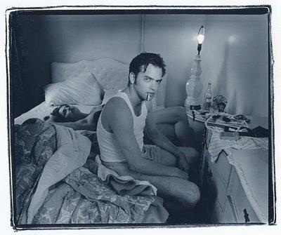 Michael Turner, by Alex Waterhouse-Hayward