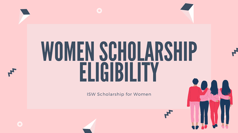 International Scholarships for Women
