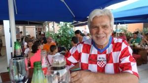 Gold für die kroatische Gastfreundschaft