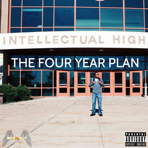 Intellectual High Cover