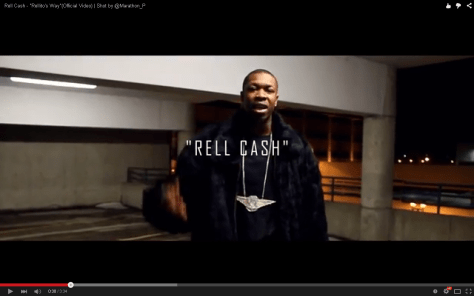 Video: Rell Cash - Rellito's Way