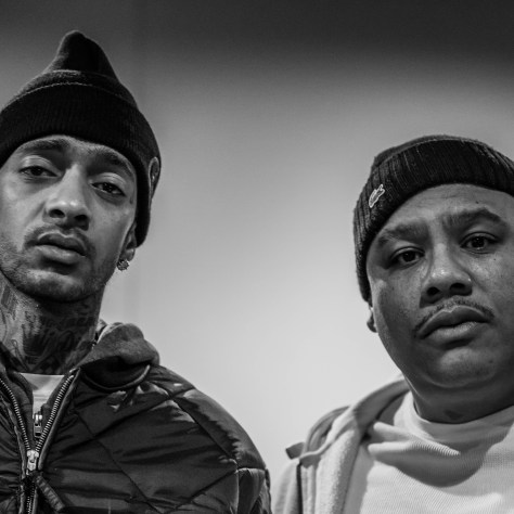 Track: Ju The Czar - Million Bucks Featuring Nipsey Hussle