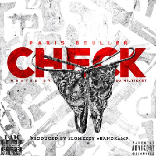 Track: Paris Beuller - Check (DJ Milticket EXCLUSIVE)