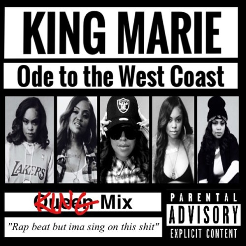Track: King Marie - King Shit Featuring King Trell