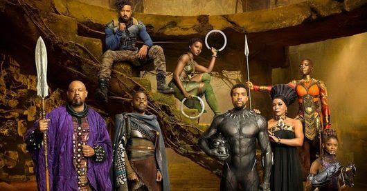 Black Panther Has Now Passed Titanic in Box Office Record