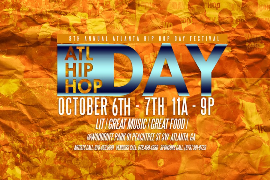Event: 8th Annual Atlanta Hip Hop Day Festival