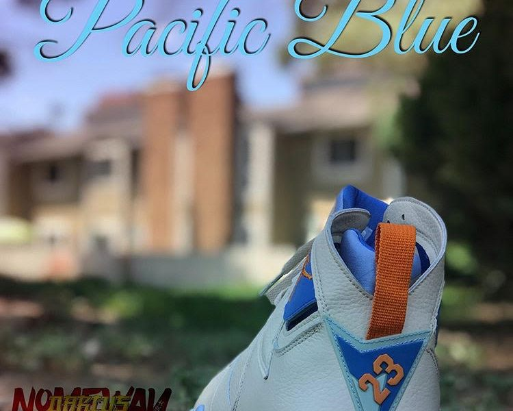 "New Music | Denver's Nomeway Darius Releases EP of Beats ""Pacific Blue"""