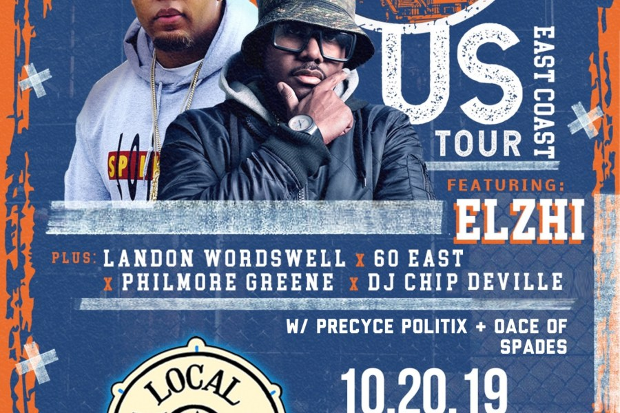 Event: Skyzoo presents The Retropolitan Tour feat. Elzhi