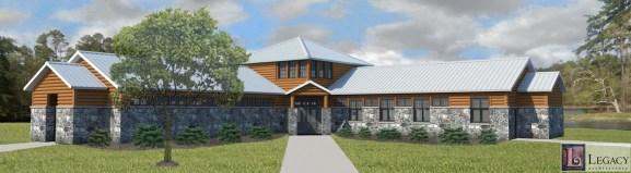new marsh ed building