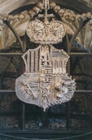 Sedlec Ossuary_photo with thanks to Wikipedia