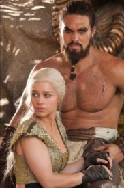 Daenerys and Khal Drogo. Credit: Game of Thrones Fan Archive