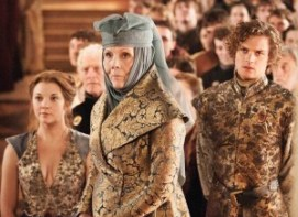 Diana Rigg, Season 3. Credit: Game of Thrones Fan Archive