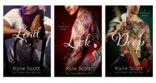Kylie Scott series Med res
