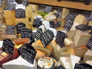 hereford cheeses, the mouse trap cheese shop, church street hereford, quince