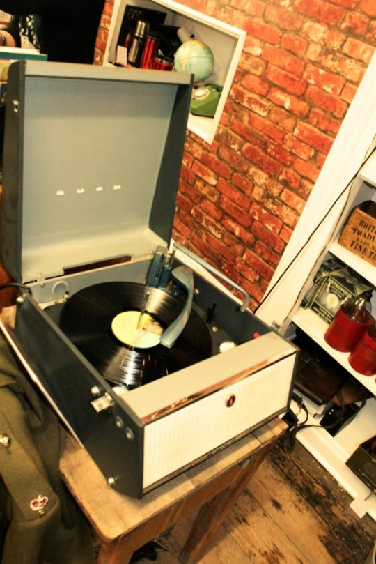 vintage emporium, vinyl, record player, turn table, hereford, widemarsh st