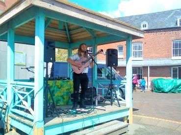 Tobion, Left Bank, De Koffie Pot, Hereford River Carnival 2016