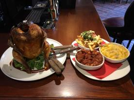 Beer Can chicken at the firefly hereford