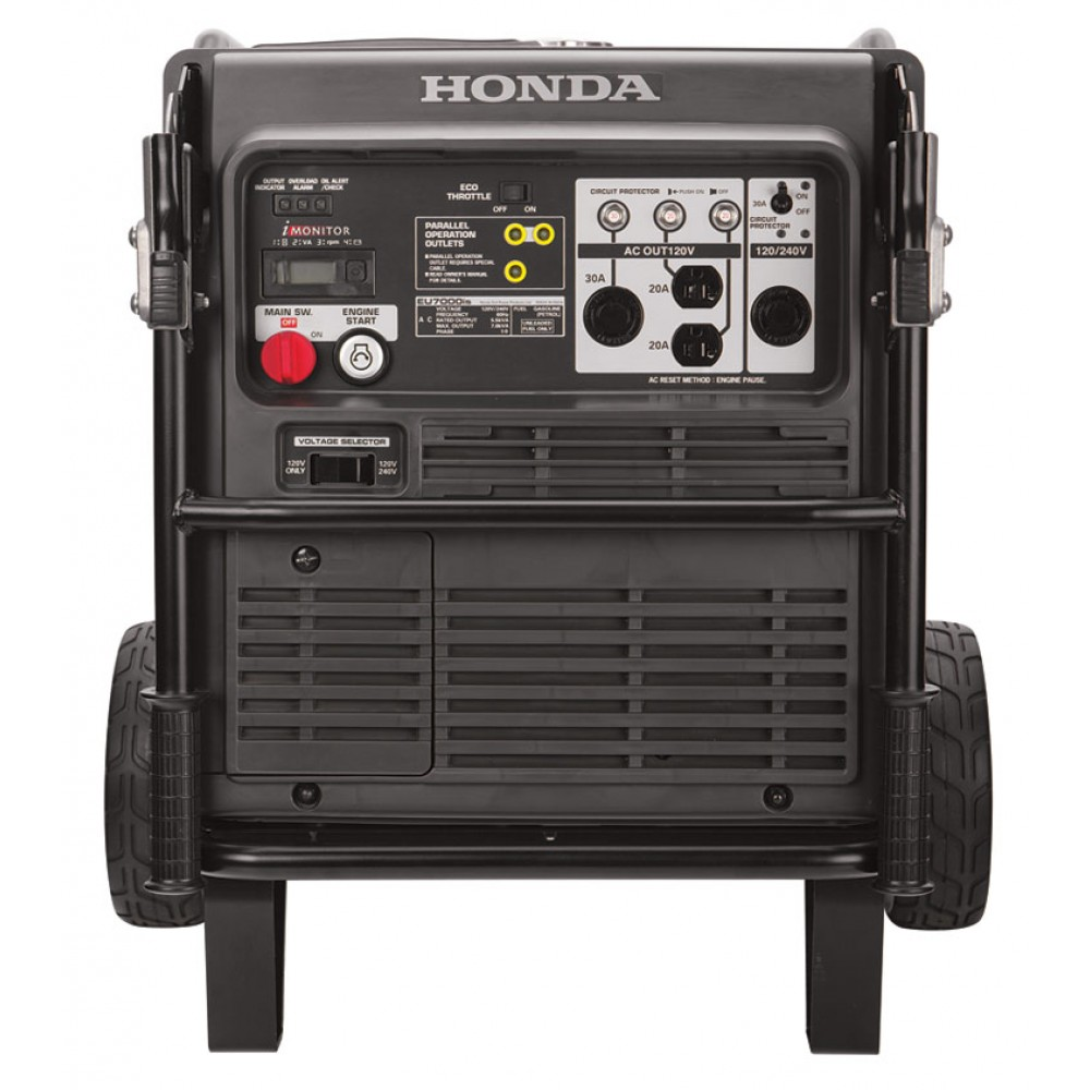 Honda Generator Parallel Wiring Diagram
