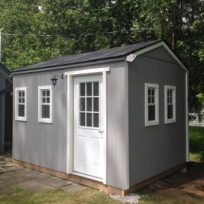 Wooden Bunkie Shed 12 x 10