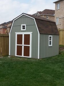 10 x 10 Barn Shed