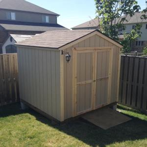 Sheds in oakville ontario shed in a day shed in a day offers deliveries of do it yourself shed kits or professional solutioingenieria Gallery