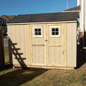 10'x8' Cottage Workshop Shed