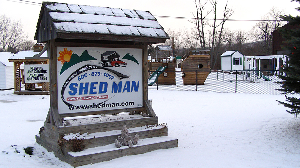 About Shed Man, located in Columbia County and Rensselaer County.