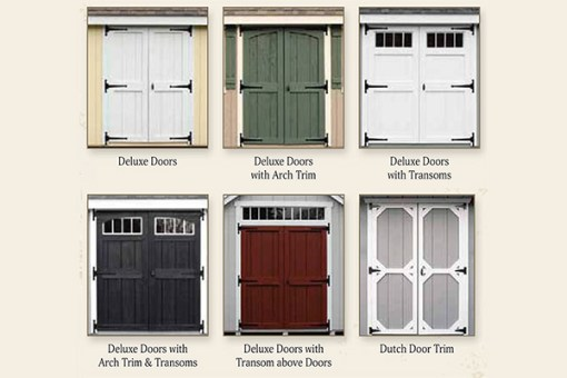 Garage/Double Shed Doors