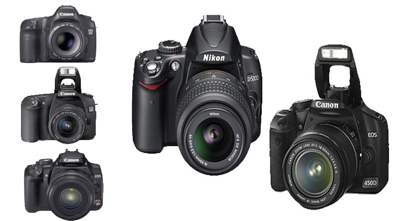 How to Choose a DSLR Camera