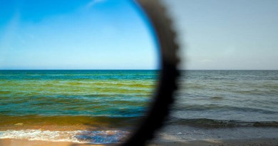 Digital Photography Tip: Polarizing Filter