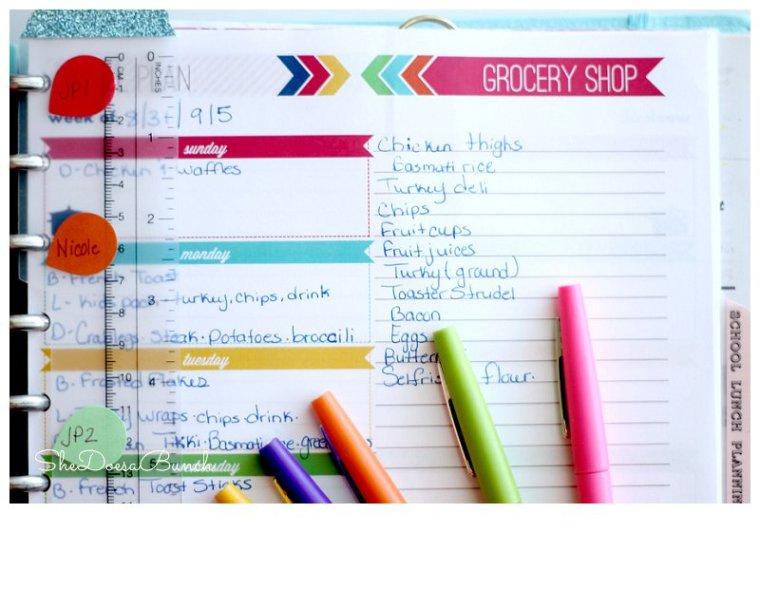 Family Organizing