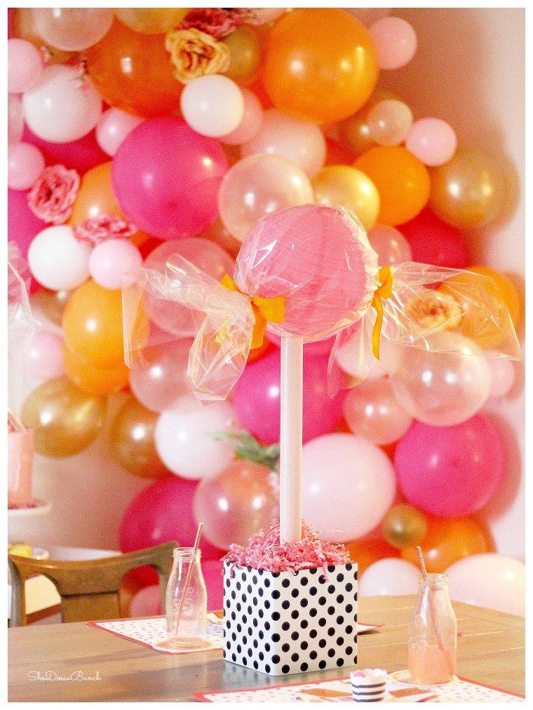 Jordan's Sweet Shoppe Party