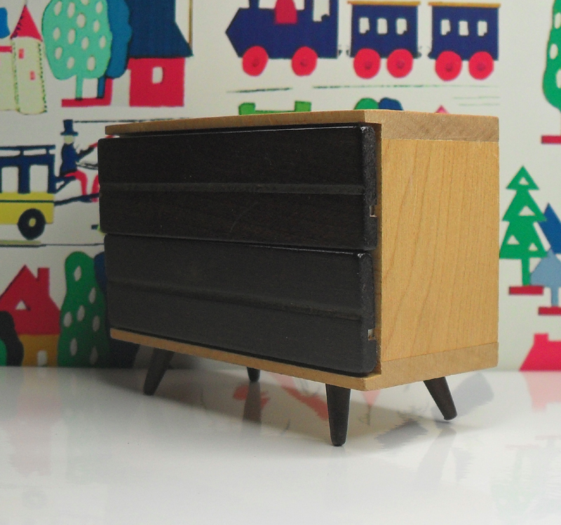 Triang Wooden Chest of Drawers