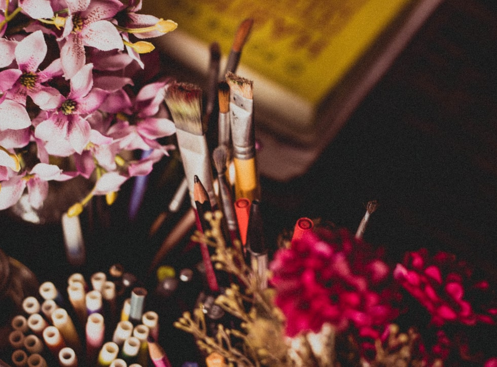 how to spark creativity even if you're not feeling inspired