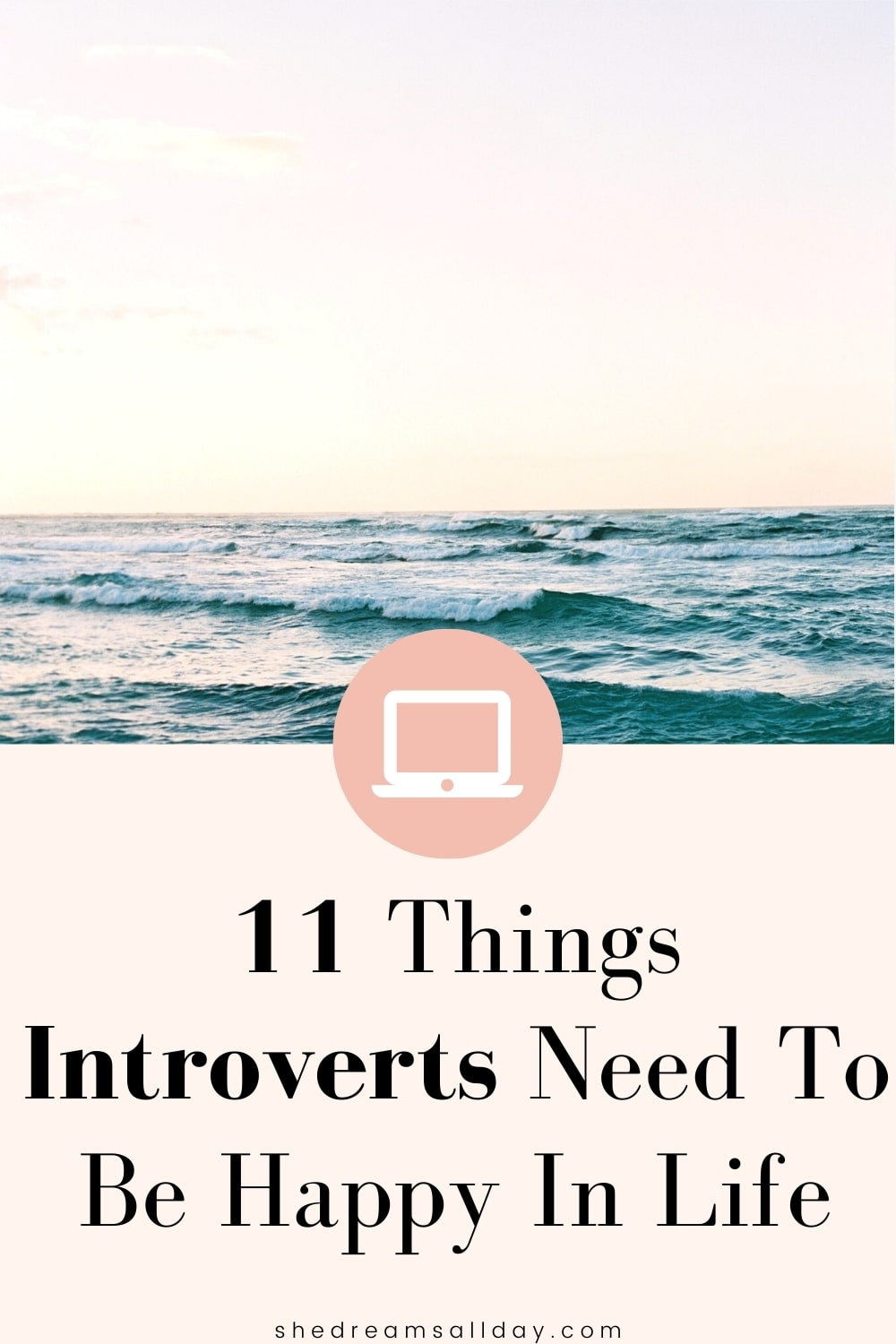 things introverts need to be happy in life