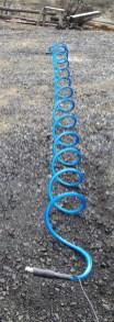 50' heated hose.