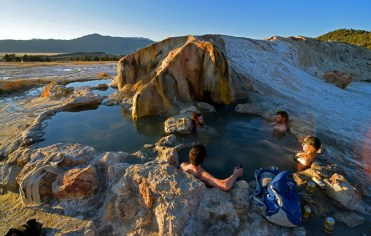 Geothermal Therapy